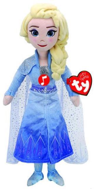 Beanie Babies Ledové království 2 ELSA 40 cm [HRAČKA]